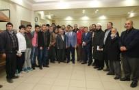 ŞÜKRÜ KARABACAK - Başkan Karabacak, Diyarbakırlılara Referandumun Önemini Anlattı
