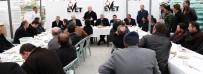 BÜROKRASI - Başkan Sekmen Metal Sanayi Sitesi Esnafına Yeni Sistemi Anlattı