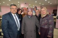 Başkan Yağcı, Pelitözü Mahallesinde Referandum Çalışması Yaptı