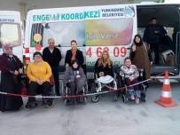 BEDENSEL ENGELLILER - Bedensel Engellilerden Çanakkale Gezisi