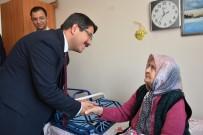 GÖKHAN KARAÇOBAN - Belediye Başkanlarından Yaşlılar Günü Mesajı