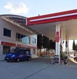 HIRSIZ - Besni'de Petrol İstasyonundan Para Çalan Hırsız Yakalandı