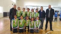 MİLLİ SPORCULAR - Bölükyayla Ortaokulunda 118 Lisanslı Sporcu Var