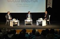 İSMAİL HAKKI - Bozüyük'te  'Hukukçular Referandumu Anlatıyor' Söyleşisi