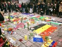 METRO İSTASYONU - Brüksel saldırısının birinci yıl dönümü