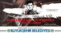 HALKLA İLIŞKILER - 'Çanakkale'den 15 Temmuz'a Ağıtlar Ve Şiirler' Konulu Dinleti Düzenlenecek