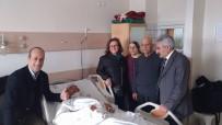 OSMANGAZİ ÜNİVERSİTESİ - CHP Beylikova Eski İlçe Başkanı Güven Trafik Kazası Geçirdi