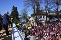 GÜNEŞLI - CHP'li Başkan Açıklaması Bu Güzel Hava 'Evet'in Habercisidir