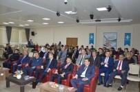 ESKIŞEHIR OSMANGAZI ÜNIVERSITESI - Çocuk Odaklı Çalışan Kurumların Koordinasyonu Çalıştayı Sivrihisar'da Başladı