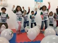 MEHMET KAYA - Çocuklar Spor Yaparak Eğleniyor