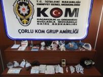 Çorlu'da Zehir Tacirlerine Operasyon