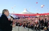 İL BAŞKANLARI - Cumhurbaşkanı Erdoğan Açıklaması 'Kimsenin Teklik İddiası Olamaz. Bizim İnancımızda Teklik Allah'a Aittir'