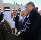 KUVEYT EMIRI - Cumhurbaşkanı Erdoğan Kuveyt Emirini Böyle Uğurladı