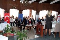 TEPECIK EĞITIM VE ARAŞTıRMA HASTANESI - Datça'da 'Hayat Boyu Güçlü Kadınlar Sağlıklı Yaşlılar' Projesi Hayata Geçti