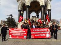 ÇANAKKALE ŞEHITLERI - Diyarbakırlı Çocuklar Cumhurbaşkanı Erdoğan İle Bir Araya Geldi