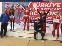 BOKS - Diyarbakırlı Melek Bektaş'dan Türkiye Birinciliği