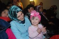 DOWN SENDROMU - Down Sendromlu Çocuklara Karagöz-Hacivat Gösterisi