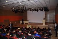 DÜ'de 'Etkili Konuşma Sanatı' Semineri