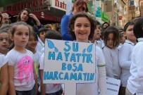 HALK OYUNLARI - Dünya Su Gününe Coşkulu Kutlama