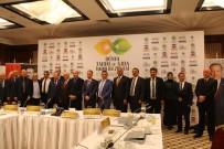 ŞANGAY İŞBİRLİĞİ ÖRGÜTÜ - Dünya Tarım Ve Gıda İşbirliği Zirvesi Tanıtım Toplantısı Yapıldı