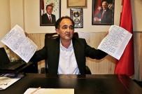 SOSYAL PAYLAŞIM - AK Parti Edremit'ten sert açıklama!