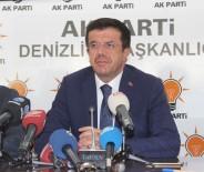 DÜNYA EKONOMİSİ - Ekonomi Bakanı Nihat Zeybekci Açıklaması