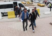 Elazığ'da PKK/KCK Operasyonu Açıklaması 5 Şüpheli Adliyeye Sevk Edildi