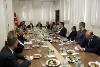 MEHMET KARACA - Erzurum-İstanbul İşbirliği Köprüsünün İlk Adımı Atıldı
