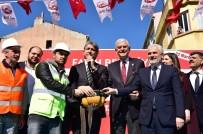 FATİH BELEDİYESİ - Fatih Belediyesi, İlçedeki 7'Nci Semt Konağının Temelini Attı