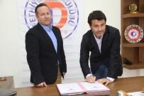 İSTANBULSPOR - Fethiyespor Fatih Kavlak İle Sözleşme İmzaladı