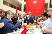 GAZIANTEP ÜNIVERSITESI - Fırat Kalkanı Harekatı'nda Görev Alan Askerler İçin Kermes