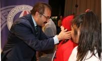 GAÜN Yönetiminden Down Sendromlu Çocuklara Hediye
