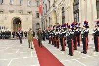 GENELKURMAY BAŞKANLıĞı - Genelkurmay Başkanı Akar'ın İtalya Ziyareti