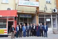 İl Başkanı Ali Çetinbaş'ın Hisarcık'ta Referandum Çalışması