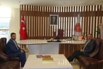 İl Genel Meclis Başkanı Özgün, Rektör Bağlı'yı Ziyaret Etti