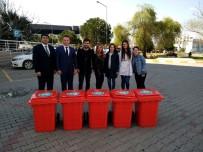 SOSYAL SORUMLULUK PROJESİ - Kampüste Kompost Gübre Üretecekler