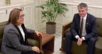 IRKÇILIK - Kanada Büyükelçisi Chris Cooter'dan Suriyeli Mültecilere Çağrı