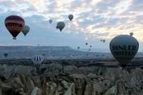 YERLİ TURİST - Kapadokya Semalarında Büyülü Yolculuk