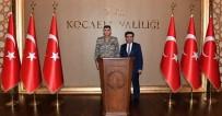 TAHIR BEKIROĞLU - Kara Kuvvetleri Komutanı Çolak'tan Kocaeli Valiliğine Ziyaret