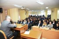 ALI ÖZKAN - Karacabey Belediyesi 'Ortak Akıl Ve İstişare Toplantıları' Devam Ediyor