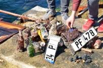 GÜLCEMAL FIDAN - Kartal'da Denizden Çıkanlar Şok Etti