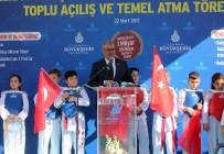 TEMEL ATMA TÖRENİ - Kaynak'tan Kılıçdaroğlu'na Açıklaması 'Referandumu Anlamak İstiyorsa...'