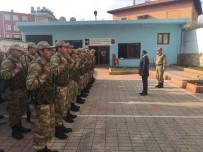 KÖY KORUCUSU - Kırıkhan'da 72 Köy Korucusu Göreve Başladı