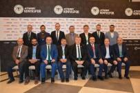 KONYASPOR - Konyaspor Yönetimi Görev Dağılımı Yaptı