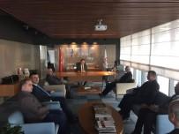 KAYSERI TICARET ODASı - KTO Heyetinden AGÜ Rektörü Sabuncuoğlu'na Ziyaret