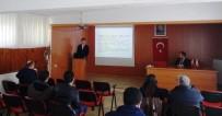 Lokanta Çalışanlarına Yönelik 'Hijyen Esasları Eğitim' Toplantısı
