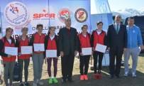 TEKVANDO - Malatya Valisi Toprak'ın Spor Aşkı