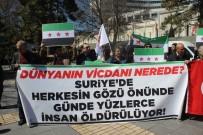 BASIN AÇIKLAMASI - MAZLUMDER Kayseri Şube Başkanı Mehmet Yakut Açıklaması