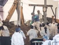 MEKSIKA - Meksika'daki toplu mezardan bir haftada 297 kafatası çıkartıldı!