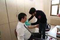 SAĞLIK TARAMASI - Melikgazi Belediyesi Çalışanları Sağlık Taramasında